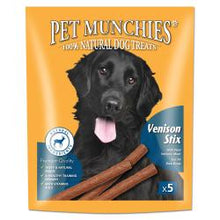 Load image into Gallery viewer, Pet Munchies 100% Natural Lamb Stix  50g