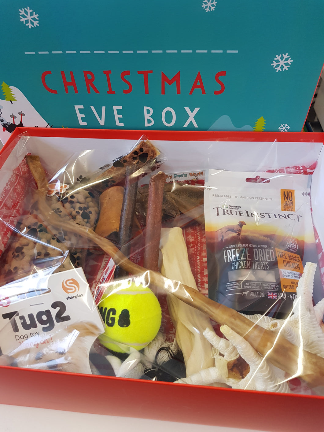 DOGGY Play Gift Box