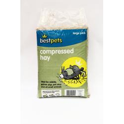 Bestpets Compressed Hay STD