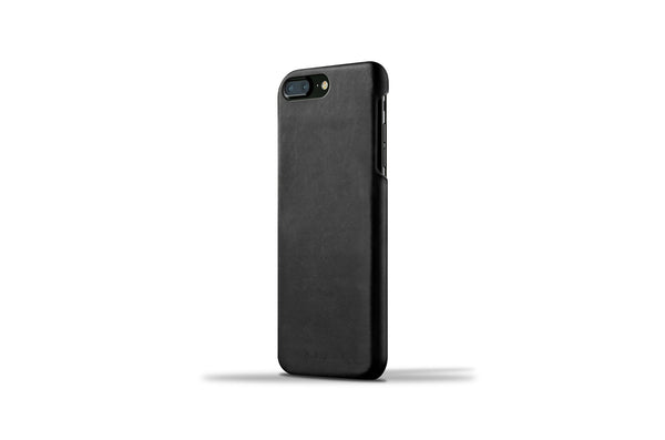 Leather Case for iPhone 7 Plus - Black