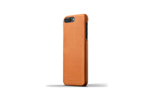 Leather Case for iPhone 7 Plus - Tan