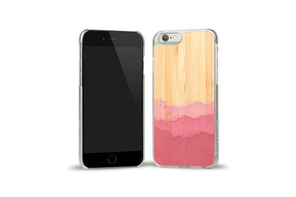 Dip Dye Pink iPhone 6/6S Case