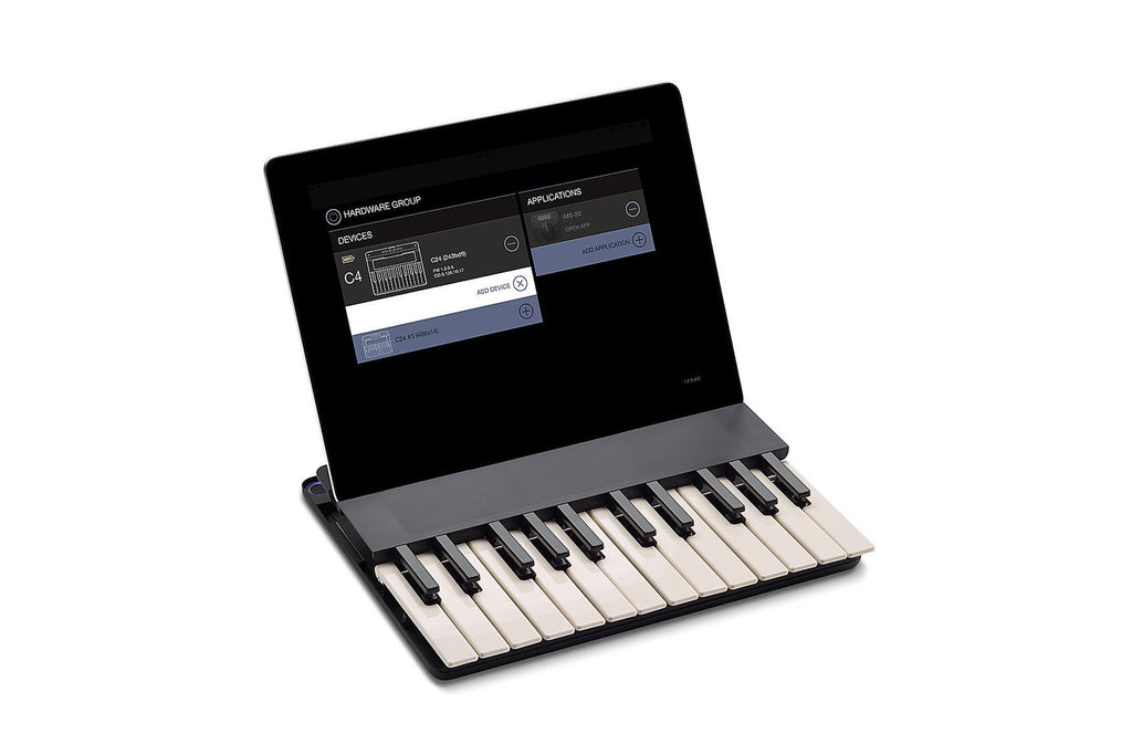 C.24 Bluetooth iPad Music Keyboard
