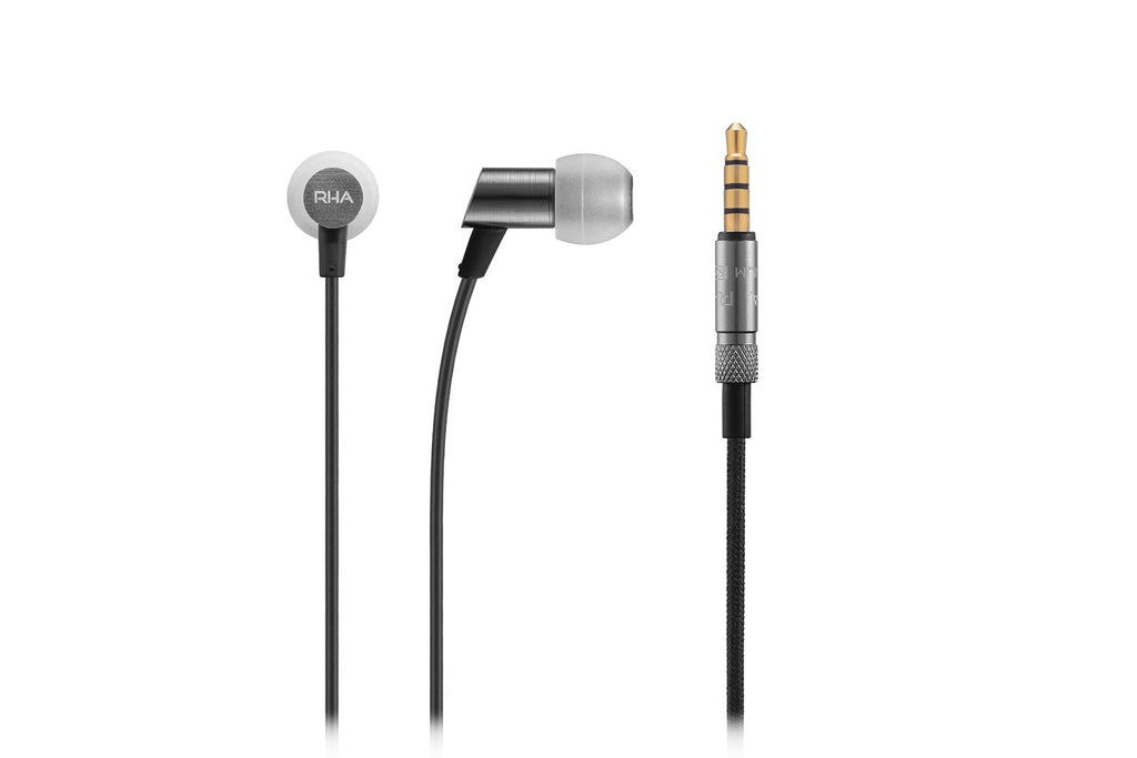 RHA S500i Earphones with Remote