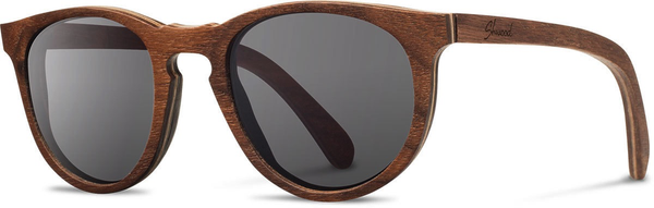 Shwood Belmont: Walnut - Grey