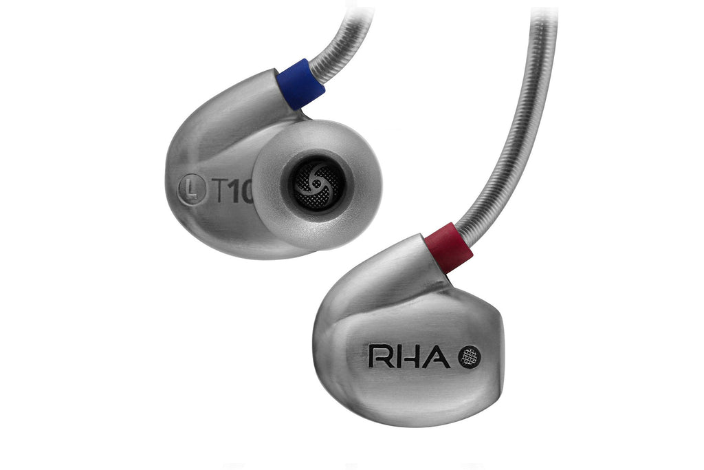 RHA T10i Earphones with Remote
