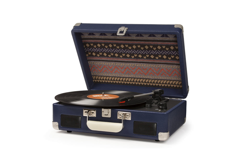 Cruiser II Battery Powered Turntable