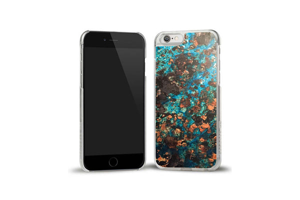 Mystic Topaz Copper iPhone 6/6S Case