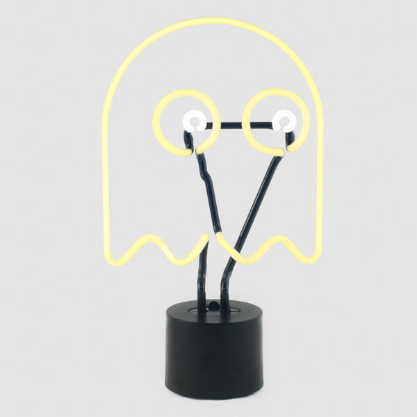 Ghost Neon Desk Lamp