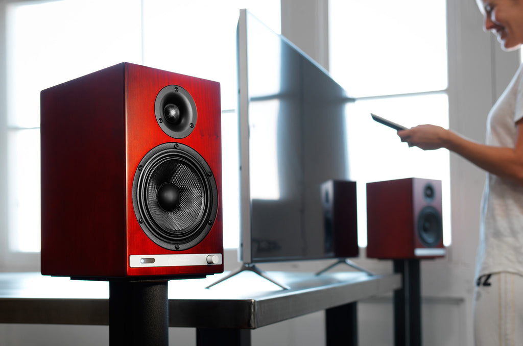 HD6 Powered Speakers