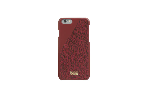 Native Union Clic Leather Case