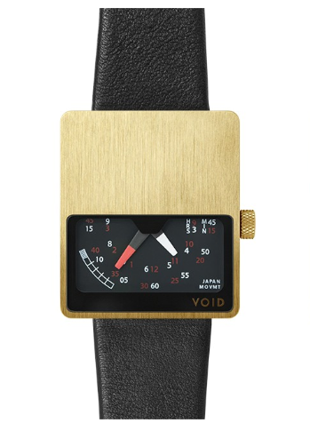 V02 Analog Watch