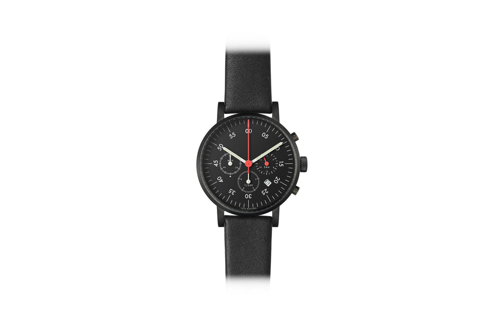 V03C Chronograph Round Watch
