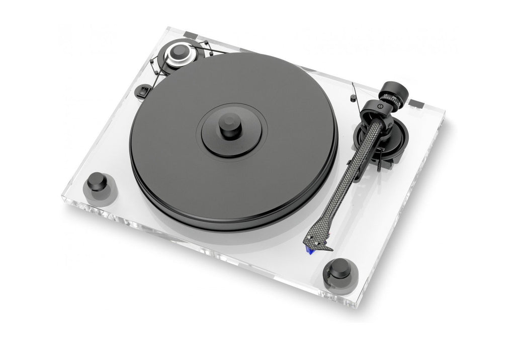 Perspex DC Turntable (Acrylic)