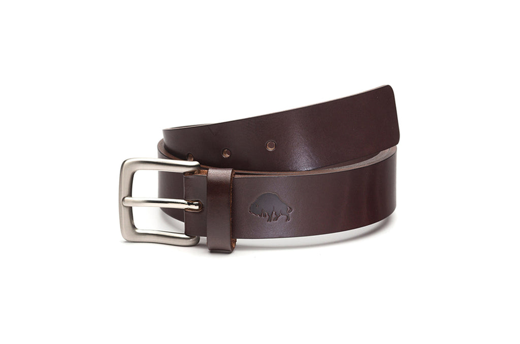 No.1 Belt Brown
