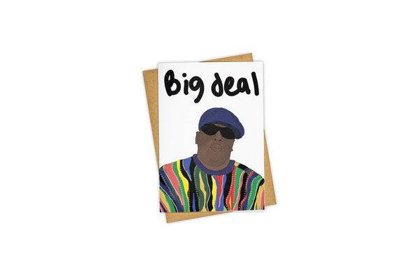 Big Deal Card