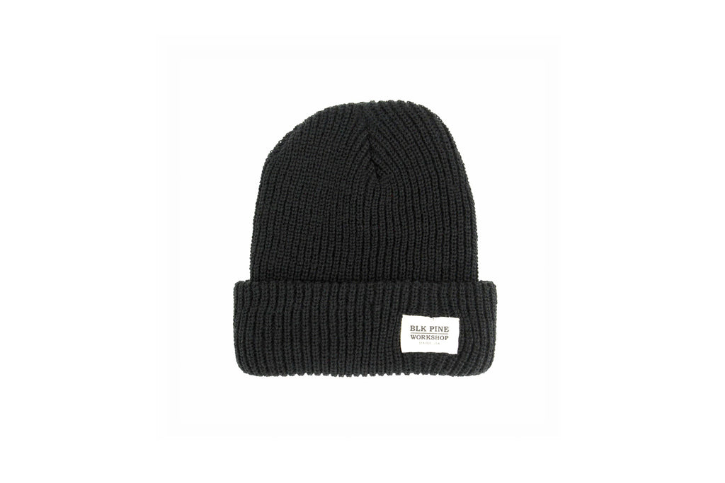 Single Gauge Knit Beanie
