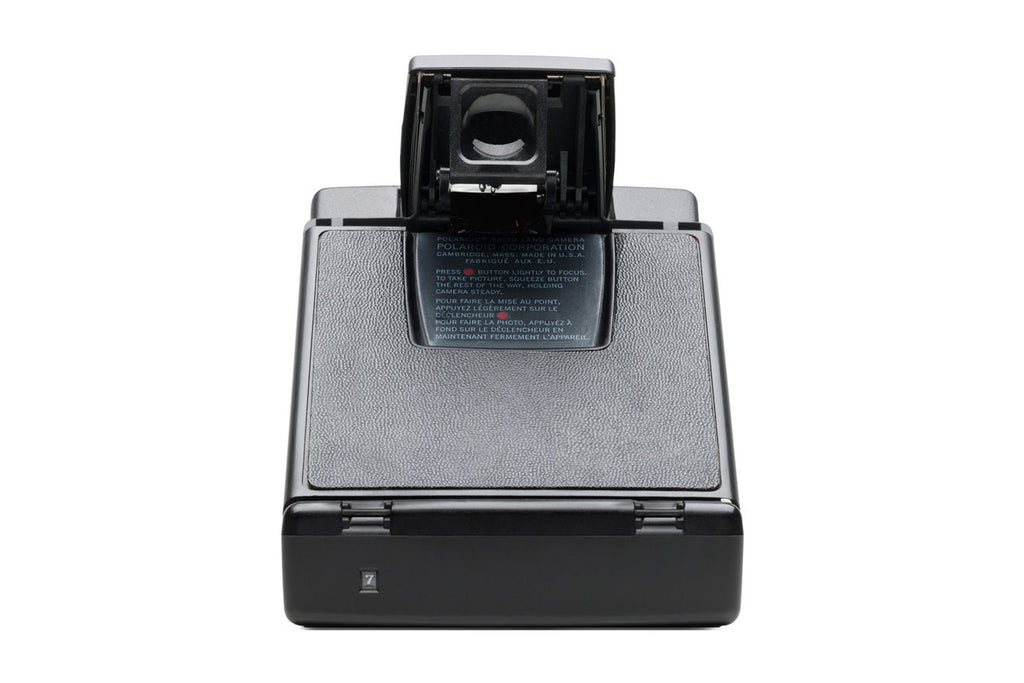 Polaroid SX 70 Sonar Camera Black