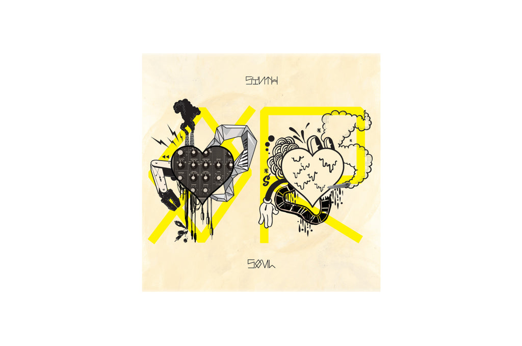 Black Milk - Synth Or Soul (LP + Download Card)