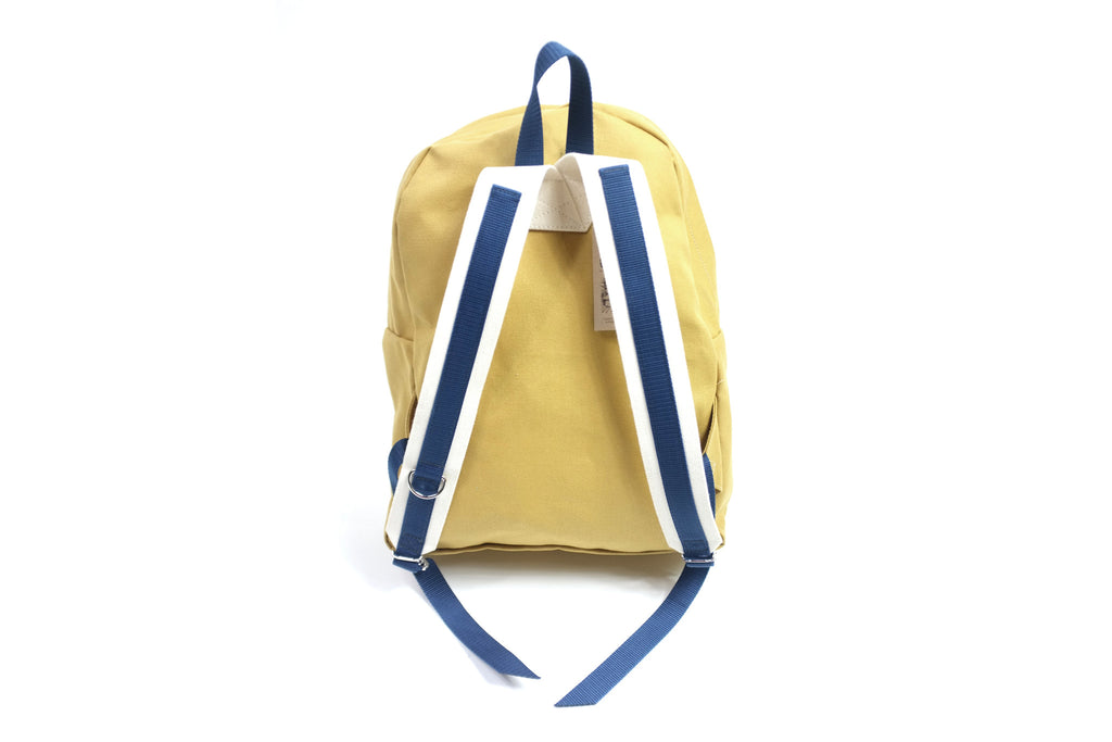 Simple Canvas Back Pack