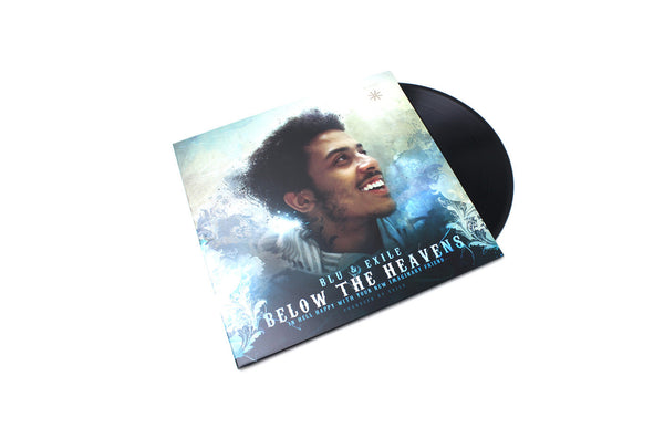 "Blu & Exile - Below The Heavens (2XLP + 7"")"