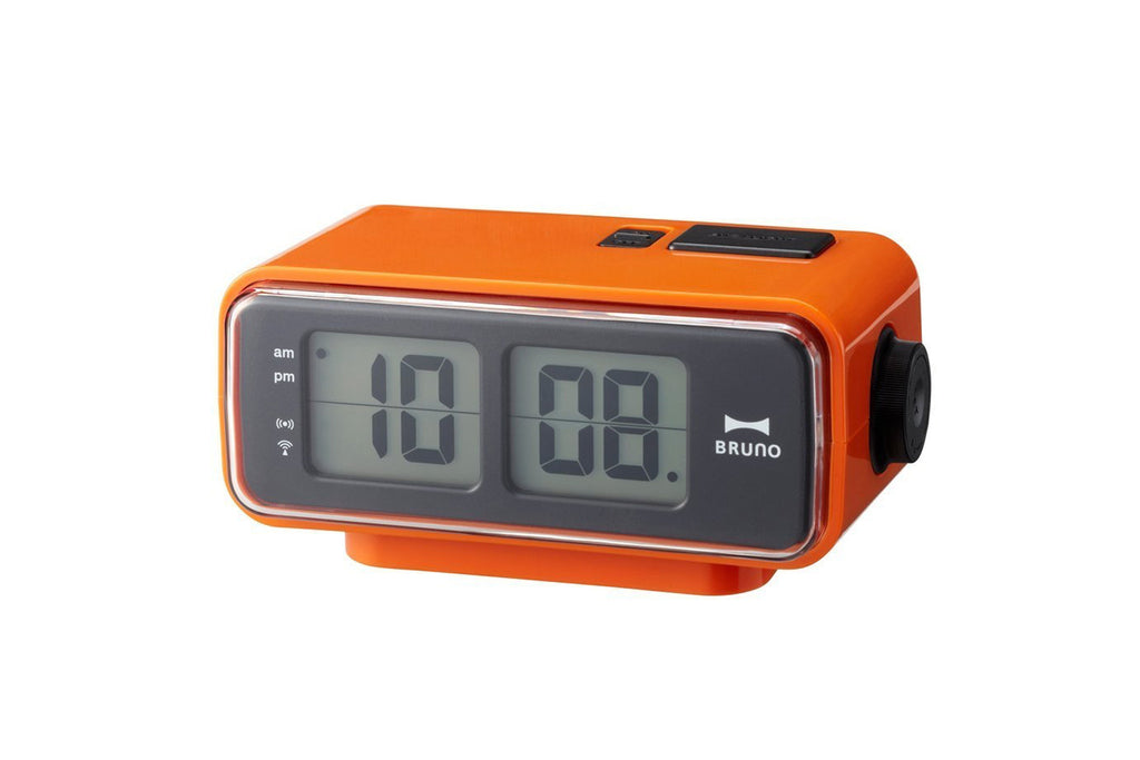 Digital LCD Retro Alarm Clock