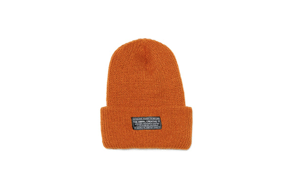 Bickle Beanie Burnt Orange