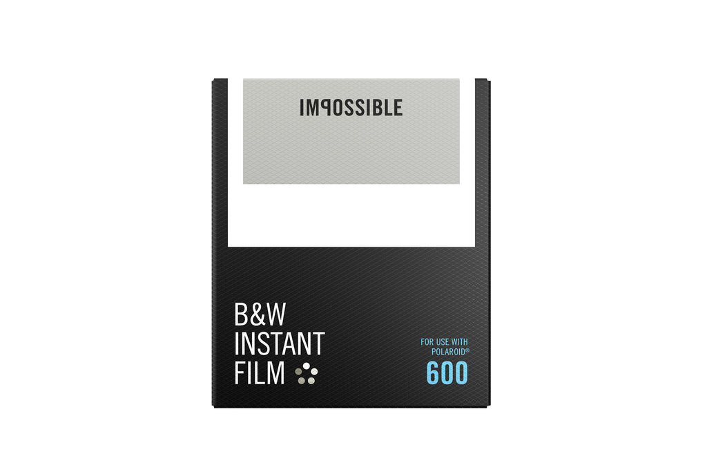 Impossible 600 B&W Film