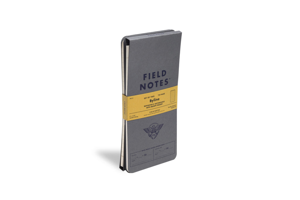 Field Notes - Byline - Two 70 Page Notebooks