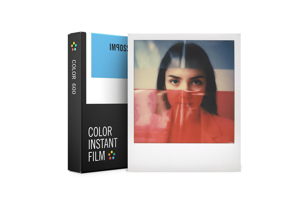 Impossible I-1 and 600 Color Film