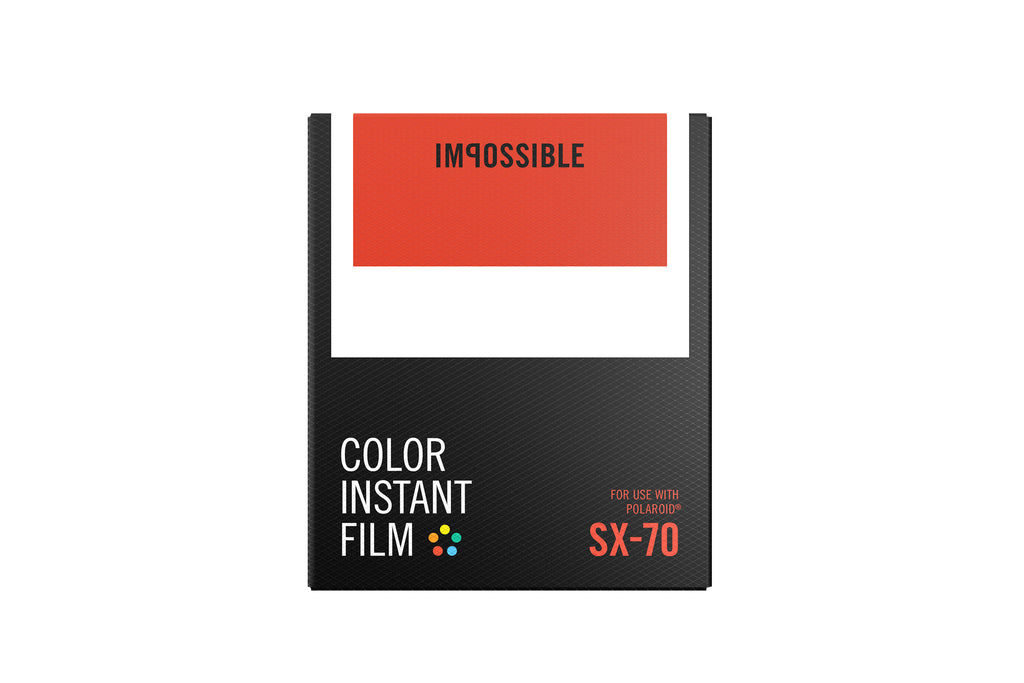 Impossible SX 70 Color