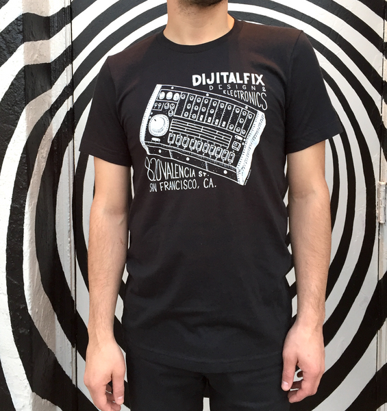 Dijital Fix Synthesizer T-Shirt