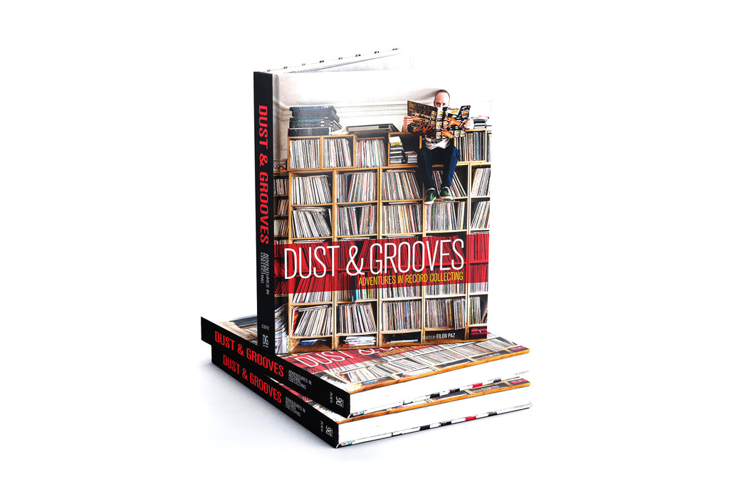 Dust and Grooves - Adventures in Vinyl Collecting Book