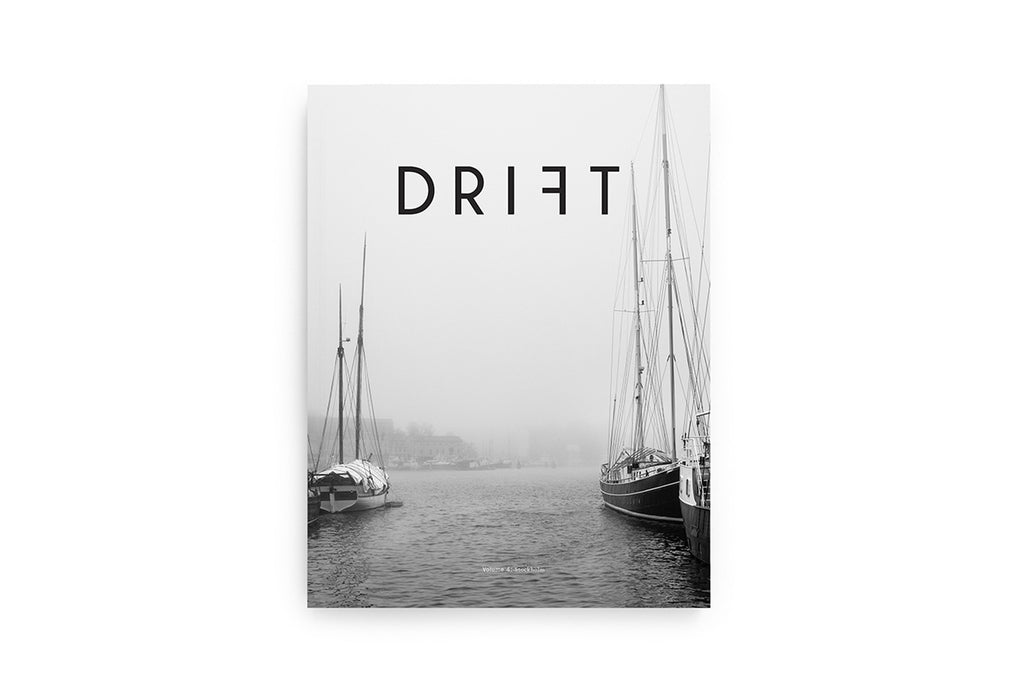 Drift Magazine Issue 4 Stockholm