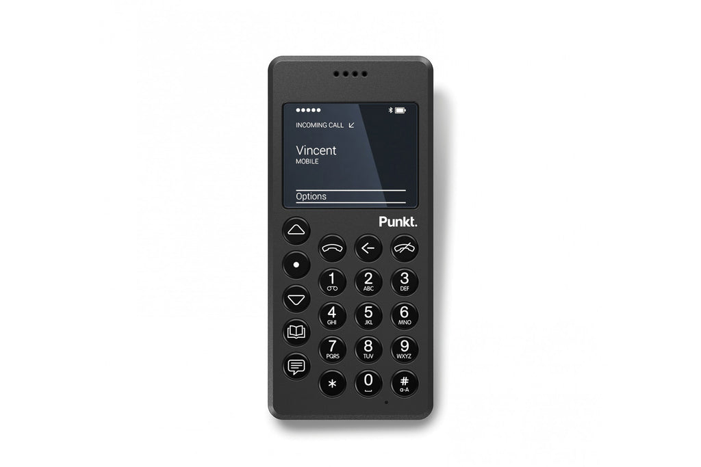 "Punkt MP01 Mobile ""Dumb"" Phone"