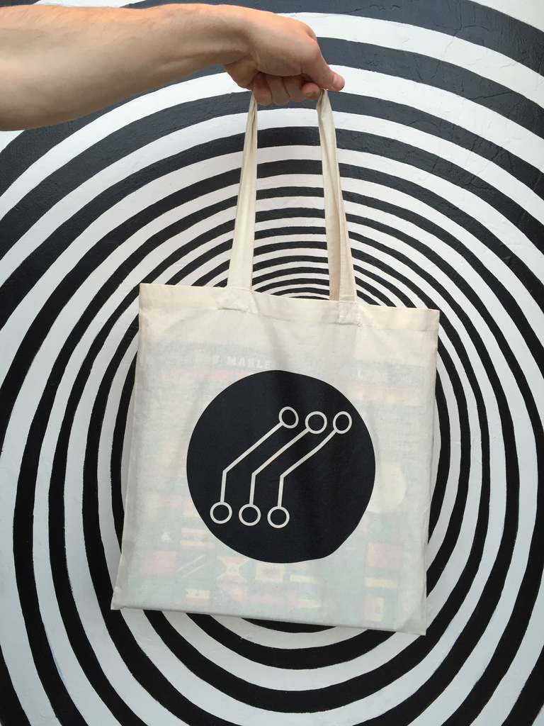 Dijital Fix Synthesizer Tote Bag