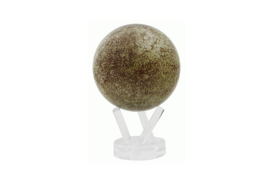 4.5'' Rotating Globe - Mercury