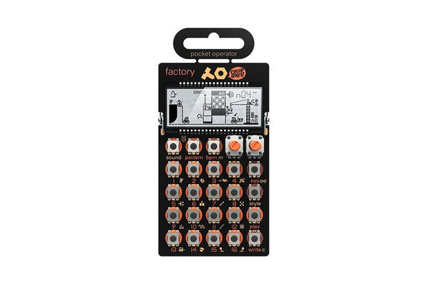 PO-16 Factory Pocket Operator