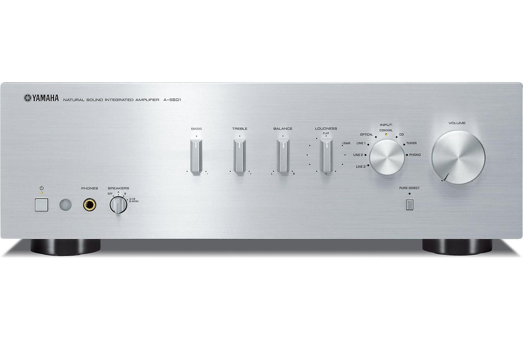 A-S501 Stereo Integrated Amplifier