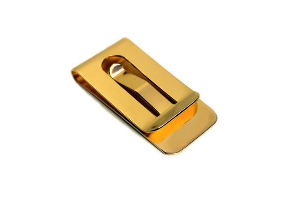 Gold Plated (18K) Money Clip