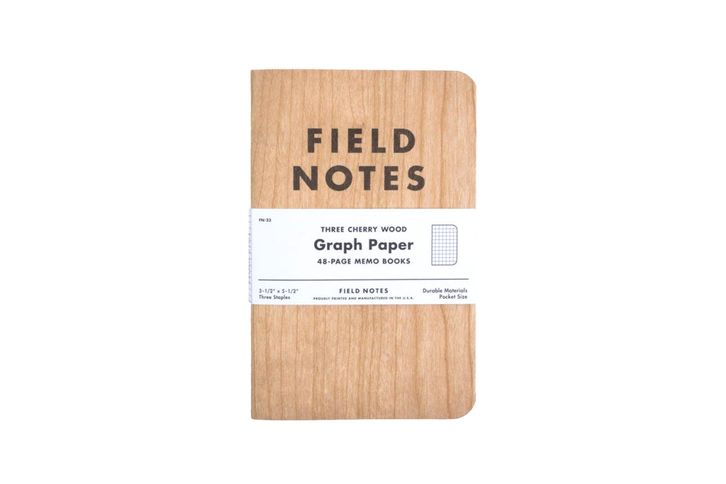 Field Notes - Cherry Graph