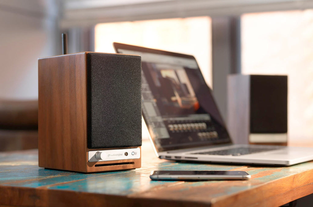 HD3 Powered Speakers (Bluetooth, DAC)