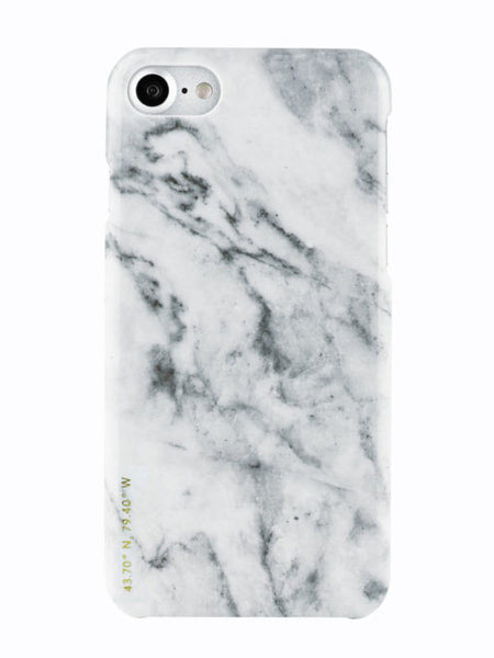 Polished Marble iPhone Case