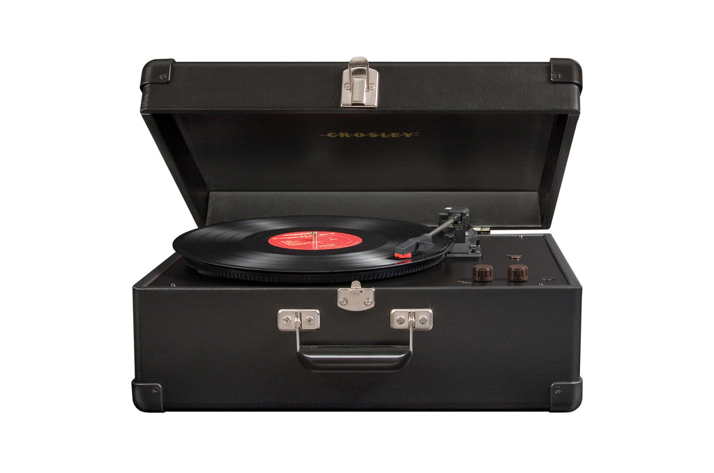 Keepsake Portable USB Turntable - Black