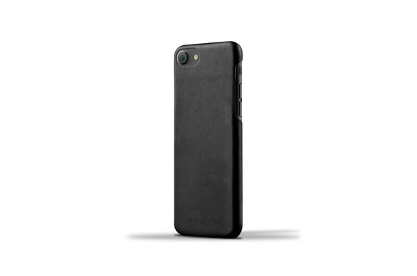 Leather Case for iPhone 7 - Black