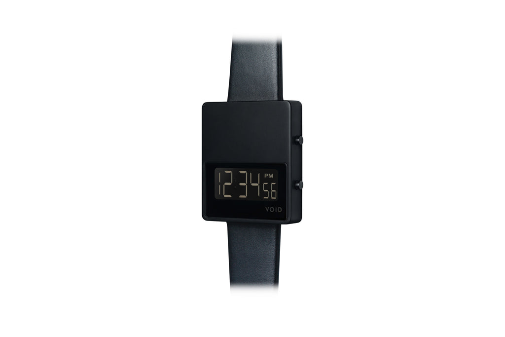 V01MKII Square Digital LCD Watch