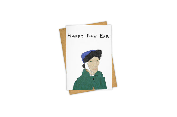 Tay Ham Happy New Ear Card