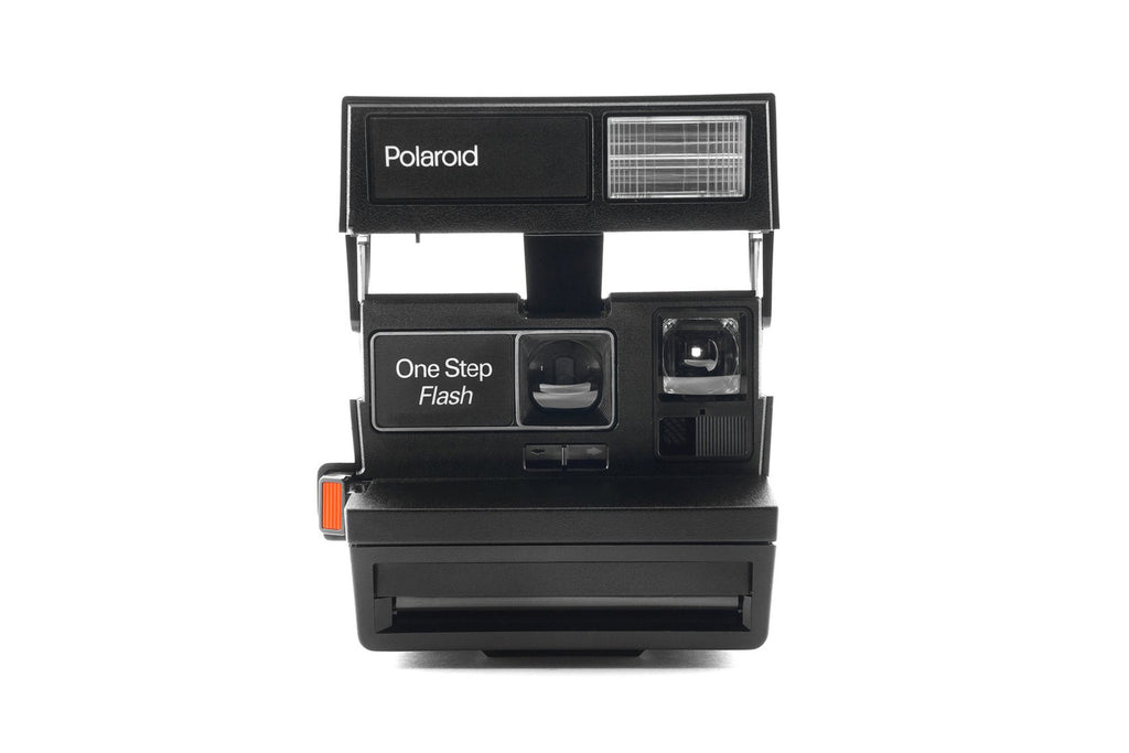 Polaroid 600 Square Black Camera