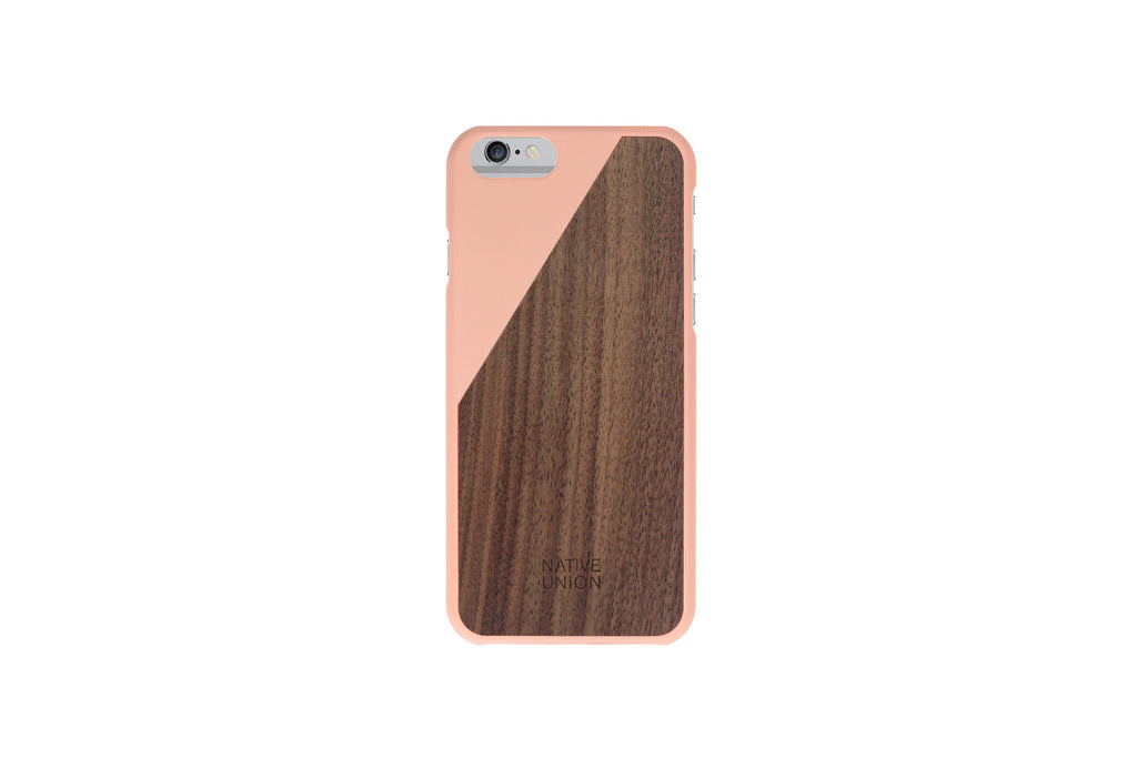 Native Union Clic Wooden Case for iPhone 6