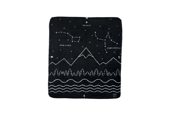 Polaris Fleece Throw